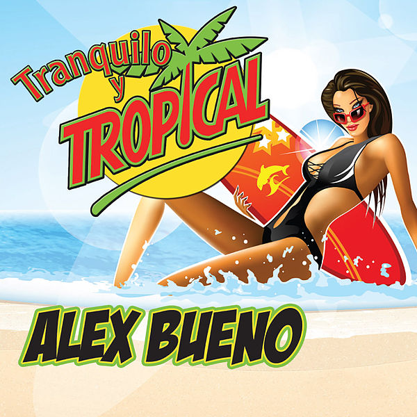 Tranquilo y tropical by alex bueno for Alex bueno jardin prohibido