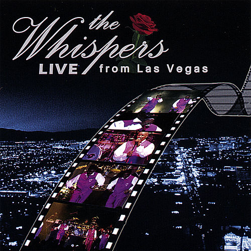 The Whispers Live From Las Vegas (Cd/Audio) by The Whispers