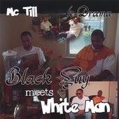 Black Guy Meets White Man by k-Drama