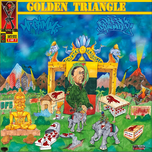 Good Morning, Vietnam 2: The Golden Triangle by MF Grimm