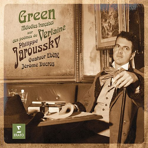 Play & Download Green - Mélodies françaises by Philippe Jaroussky | Napster