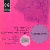 Rachmaninov: Rhapsody on a Theme of Paganini by David Golub