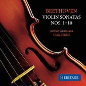 Play & Download Beethoven: Complete Violin Sonatas by Clara Haskil | Napster