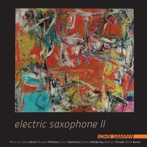 Electric Saxophone II by John Sampen