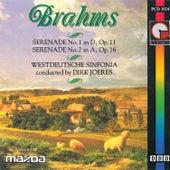 Brahms: Serenade Nos. 1 & 2 by Dirk Joeres