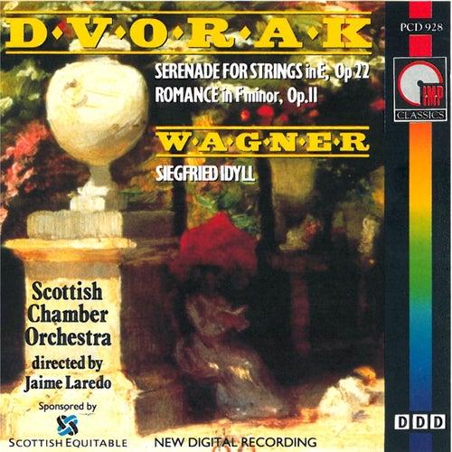 Play & Download Dvorak: Serenade in E Major - Wagner: Siegfried Idyll by Jaime Laredo | Napster