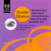 Play & Download Sibelius: The Swan of Tuonela - Dvorak: Symphony No. 9 by Sir Charles Mackerras | Napster