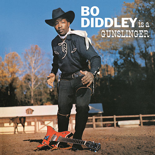 Play & Download Bo Diddley Is A Gunslinger by Bo Diddley | Napster