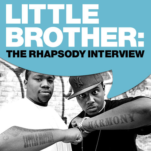 Play & Download Little Brother: The Rhapsody Interview by Little Brother | Napster