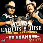Play & Download 20 Grandes Exitos by Carlos Y Jose | Napster