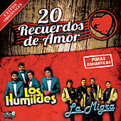 Play & Download 20 Recuerdos de Amor by Various Artists | Napster