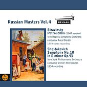 Russian Masters, Vol. 4 by Various Artists