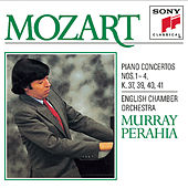 Mozart:  Concertos for Piano and Orchestra No. 1-4 by Various Artists