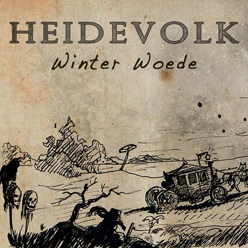 Winter woede by Heidevolk