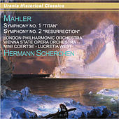 Mahler: Symphony No. 1 & 2 by Various Artists