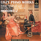 Play & Download Liszt Piano Works by Vladimir Horowitz | Napster