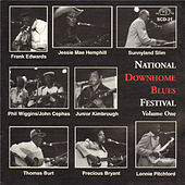 National Downhome Blues Festival, Vol. 1 by Various Artists