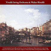 Play & Download J.S. Bach, Pachelbel,  Vivaldi, Albinoni, Beethoven, Schubert, Mendelssohn & Walter Rinaldi: Air on the G String, Canon in D, Violin Concerto, Cello Concerto, Adagio in G minor, Piano Works and String Orchestra Works - Vol.II by Vivaldi String Orchestra | Napster