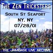 07-28-01 - South Street Seaport - New York,NY by Zen Tricksters