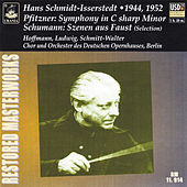 Pfitzner: Symphony in C-Sharp Minor - Schumann: Szenen Aus Faust by Various Artists