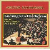Arthur Schnabel - Ludwig van Beethoven - Piano Concertos No. 3 & No. 4 by Arthur Schnabel