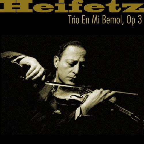Play & Download Beethoven: Trio en mi bémol, Op. 3 by Gregor Piatigorsky | Napster