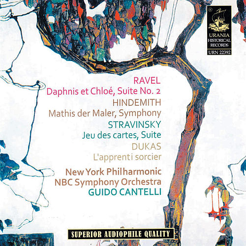Play & Download Cantelli Conducts Ravel - Hindemith - Stravisnky - Dukas by Guido Cantelli | Napster