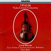 Vivaldi: Viola d'amore Concertos by Laszlo Barsony