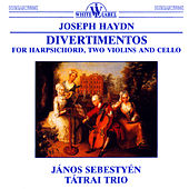 Play & Download Haydn: Divertimentos for Harpsichord, Two Violins and Cello by Janos Sebestyen | Napster