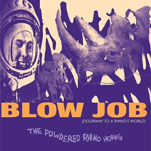 Blow Job (Doorway to a Rhino's World) by Izit