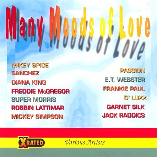 Play & Download Many Moods Of Love - Vol.1 by Various Artists | Napster