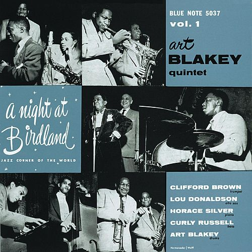 Play & Download A Night At Birdland, Vol 1 by Art Blakey | Napster