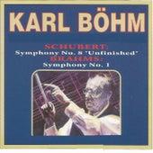 Karl Böhm - Schubert - Brahms by Vienna Philharmonic Orchestra