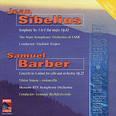 Play & Download Sibelius: Symphony No. 5 - Barber: Cello Concerto by Various Artists | Napster