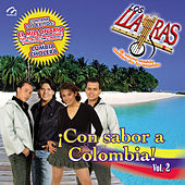 Con Sabor a Colombia Vol. 2 by Los Llayras