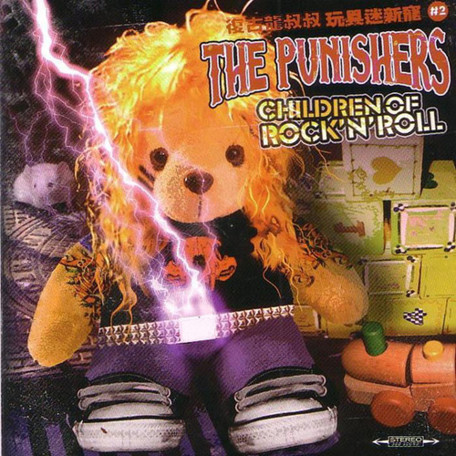 Play & Download Children of Rock'n'roll by The Punishers | Napster