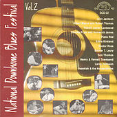 Play & Download National Downhome Blues Festival, Vol. 2 by Various Artists | Napster