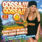 Gossa!!! Gossa!!!! 4 by Various Artists