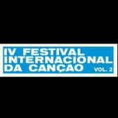 Iv Festival Internacional da Canção, Vol. 2 (Ao Vivo) by Various Artists