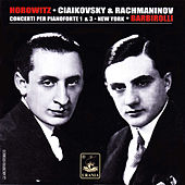 Play & Download Piano Concertos Nos 1 & 3 by Vladimir Horowitz | Napster