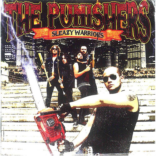 Play & Download Sleazy Warriors by The Punishers | Napster