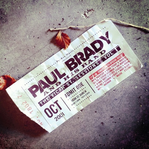 The Vicar St. Sessions Vol. 1 by Paul Brady