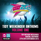 Play & Download Tidy Weekender Anthems, Vol. 1 - EP by Various Artists | Napster