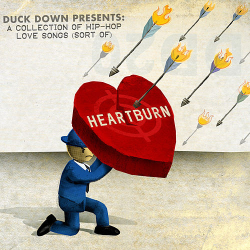 Duck Down Presents: Heartburn by Various Artists