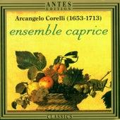 Arcangelo Corelli, Johann Kuhnau by Ensemble Caprice, Matthias Maute, Sophie Larivière, Michael Spengler, Maria Grossmann