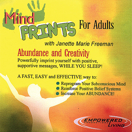 Play & Download Mind Prints for Abundance by Dr. Janette Marie Freeman | Napster