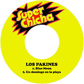Play & Download Blue Moon by Los Pakines   Napster