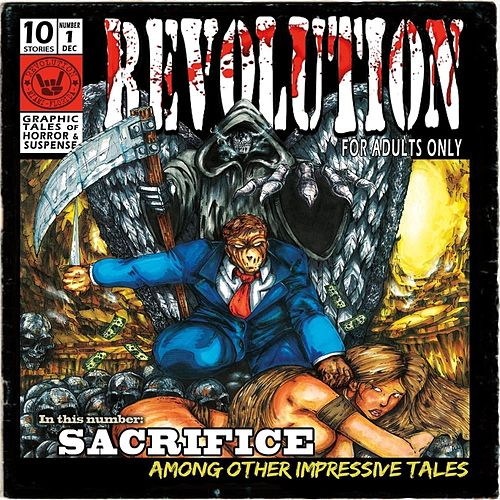 Play & Download Sacrifice by Revolution | Napster