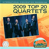Barbershop Harmony Society: Top 20 Quartets, 2009 Anaheim Convention by Various Artists