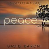 Fingerpaintings: Peace by David Baroni